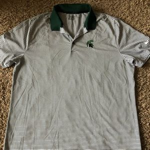 Nike Dri Fit golf polo. Large. Excellent cond